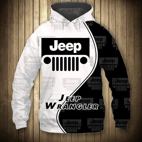 OFFICIAL-NEW-JEEP-PULLOVER-HOODIES/NICE-CUSTOM-3D-OFFICIAL-JEEP-LOGOS & COLORS!