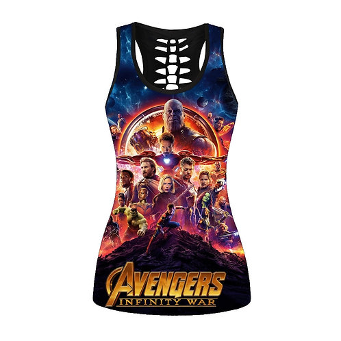 WOMENS-NEW-STYLISH-TANK-TOPS/3D-CUSTOM-GRAPHIC-PRINTED-OPEN-BACK-DESIGN-TANK-TOP