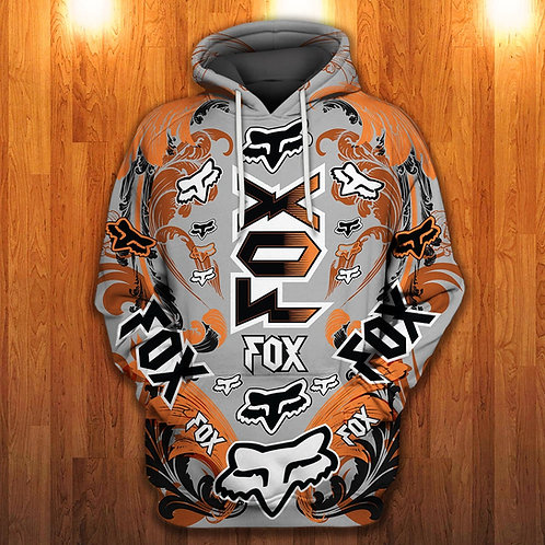 OFFICIAL-FOX-RACING & MONSTER-ENERGY-PULLOVER-HOODIES/CUSTOM-3D-GRAPHIC-PRINTED!