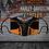 Thumbnail: OFFICIAL-HARLEY-DAVIDSON-BIKER-PROTECTIVE-FACE-MASK/CUSTOM-3D-PUNISHER-SKULL!!!