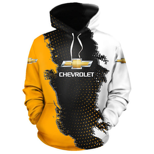 *OFFICIAL-NEW-CHEVY-PULLOVER-HOODIES/NEW-3D-CUSTOM-PRINTED-DOUBLE-SIDED-HOODIES*