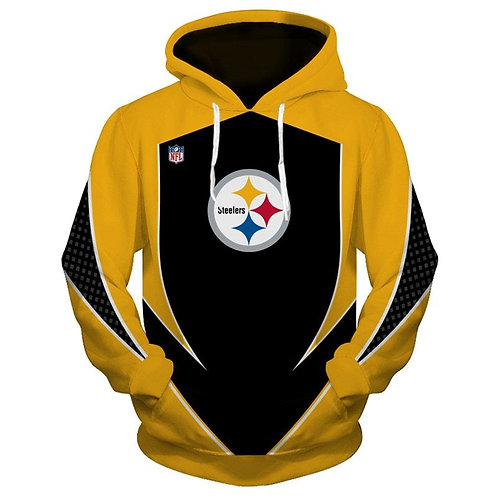 *OFFICIAL-N.F.L.PITTSBURGH-STEELERS-TEAM-NEW-3D-CUSTOM-GRAPHIC-PULLOVER-HOODIES*