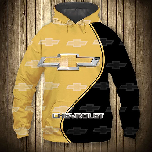 OFFICIAL-NEW-CHEVY-PULLOVER-HOODIES/NICE-CUSTOM-3D-OFFICIAL-CHEVY-GRAPHIC-LOGOS!