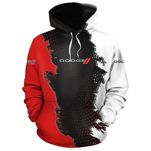 OFFICIAL-NEW-DODGE-PULLOVER-HOODIE/3D-CUSTOM-GRAPHIC-PRINTED-DOUBLE-SIDED-DESIGN