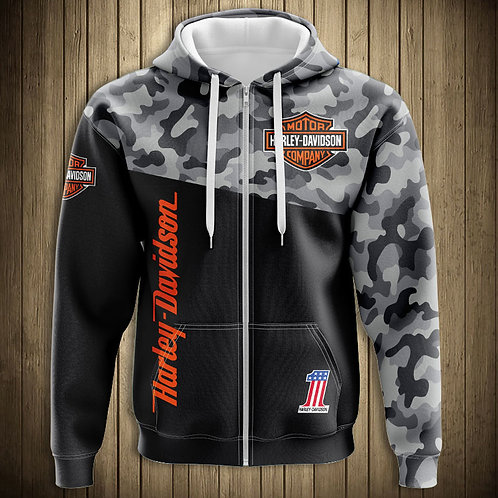 OFFICIAL-HARLEY-DAVIDSON-PULLOVER-HOODIES/3D-CUSTOM-GRAPHIC-PRINTED-CAMO.HOODIES