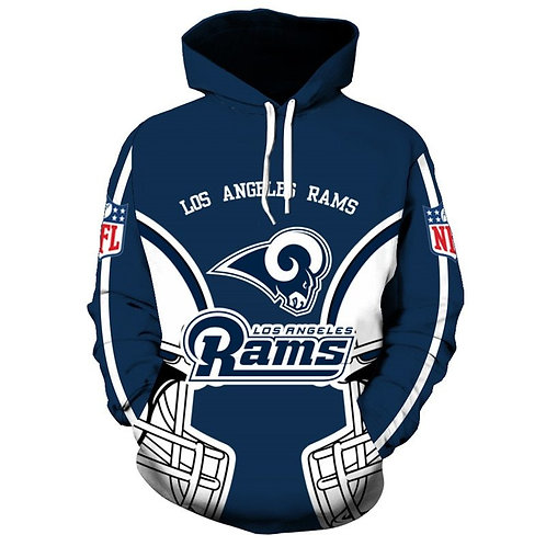 OFFICIAL-N.F.L.LOS-ANGELES-RAMS/PREMIUM-PULLOVER-CUSTOM-RAMS-TEAM-COLOR-HOODIES.