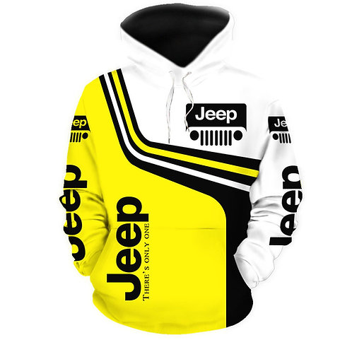 OFFICIAL-JEEP-PULLOVER-HOODIES/CLASSIC-NEW-CUSTOM-3D-PRINTED-JEEP-SLEEVE-DESIGN!