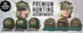 hunting apparel/premium hats & winter knit caps..