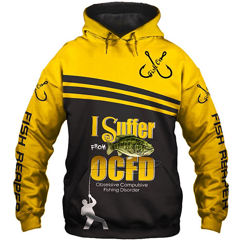 OFFICIAL-SPORT-FISHING-PULLOVER-HOODIES/CUSTOM-FISH-REAPER & I-SUFFER-FROM-OCFD!