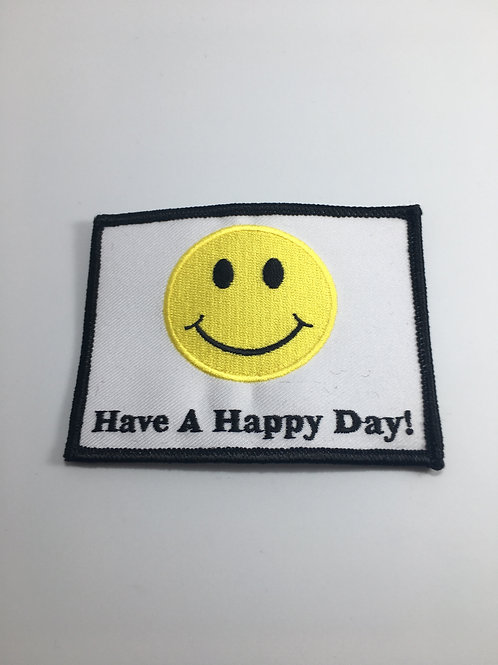 Have a Happy Day!
