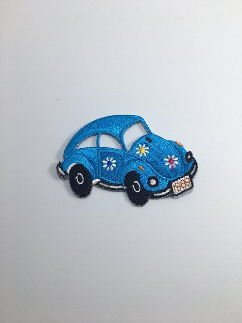 Blue VW Bug