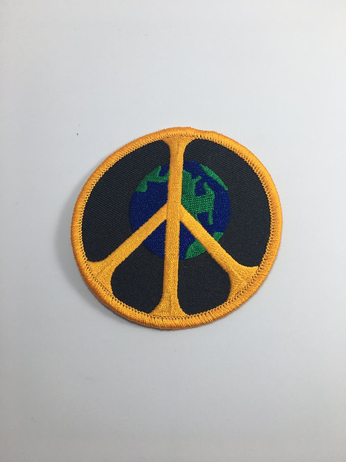 Earth Peace Sign