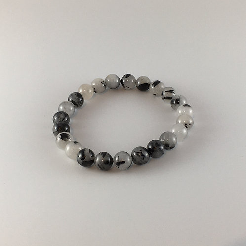 Tourmalated Quartz Bracelet
