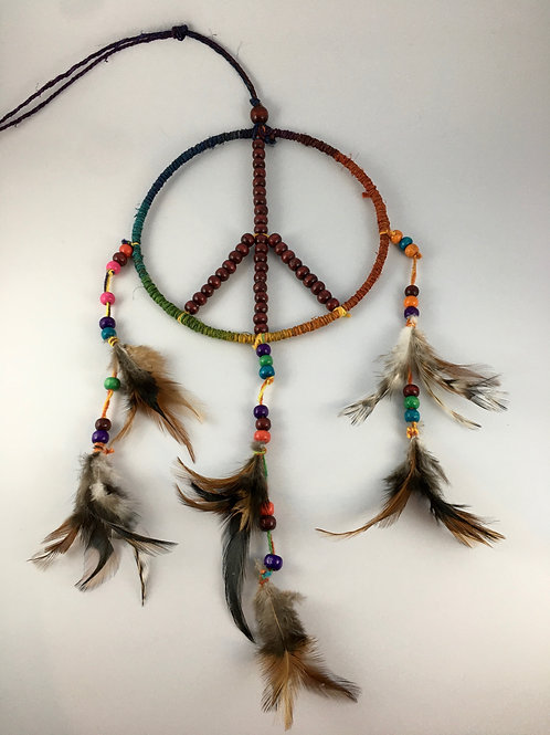 Hemp Dreamcatcher