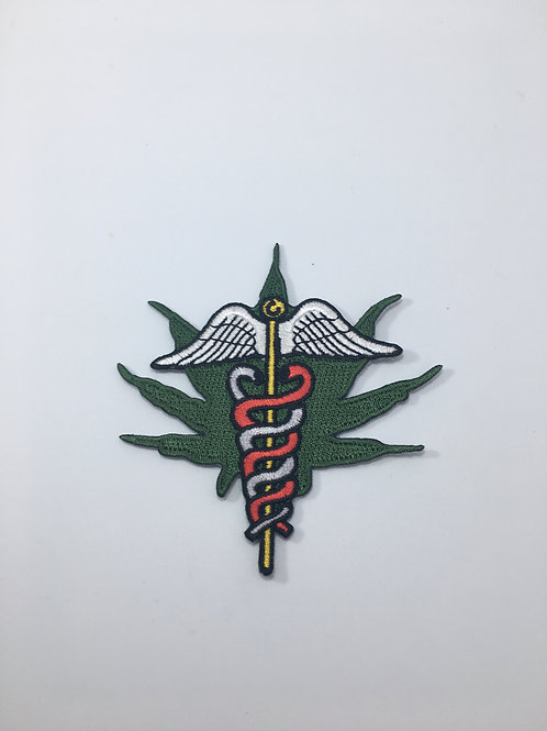 Medical Cannabis Leaf