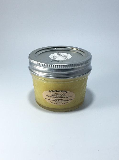 Healing Hemp Butter