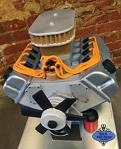 Ford Motor cake
