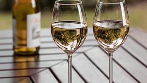 Wine Basket Bridal Shower Gift