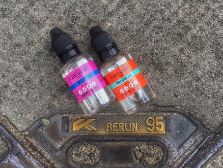 VSK Artisan Series - авторские жидкости от Vape Shop Kiev