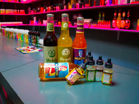 Самый большой выбор жидкостей - Vape Shop Kiev