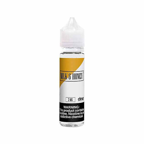 DNA Vapor Milk & Honey