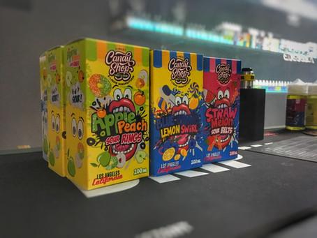 11.05 - дегустация Candy Shop