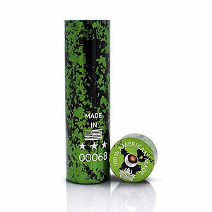 Vaping AMP Rig v3 Aluminium Black Green.