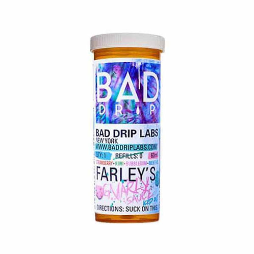 Bad Drip Farley's Gnarley Sauce ICED OUT