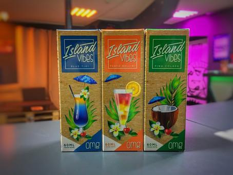 Island Vibes E-Liquid