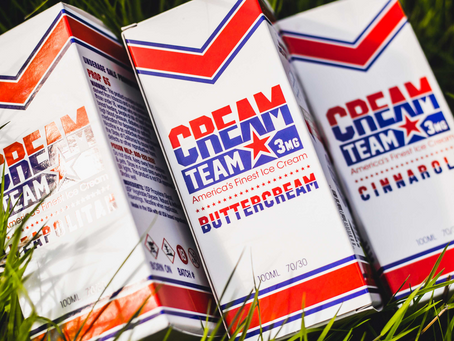 Cream Team - сладкие десерты