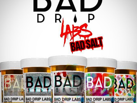 Bad Salt - жижи на солевом никотине от Bad Drip
