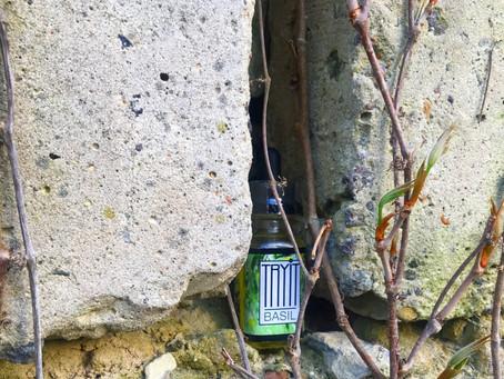 Клубника с базиликом от TRYIT Liquids