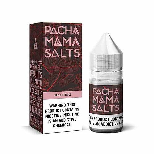 Pacha Mama Salts Apple Tobacco