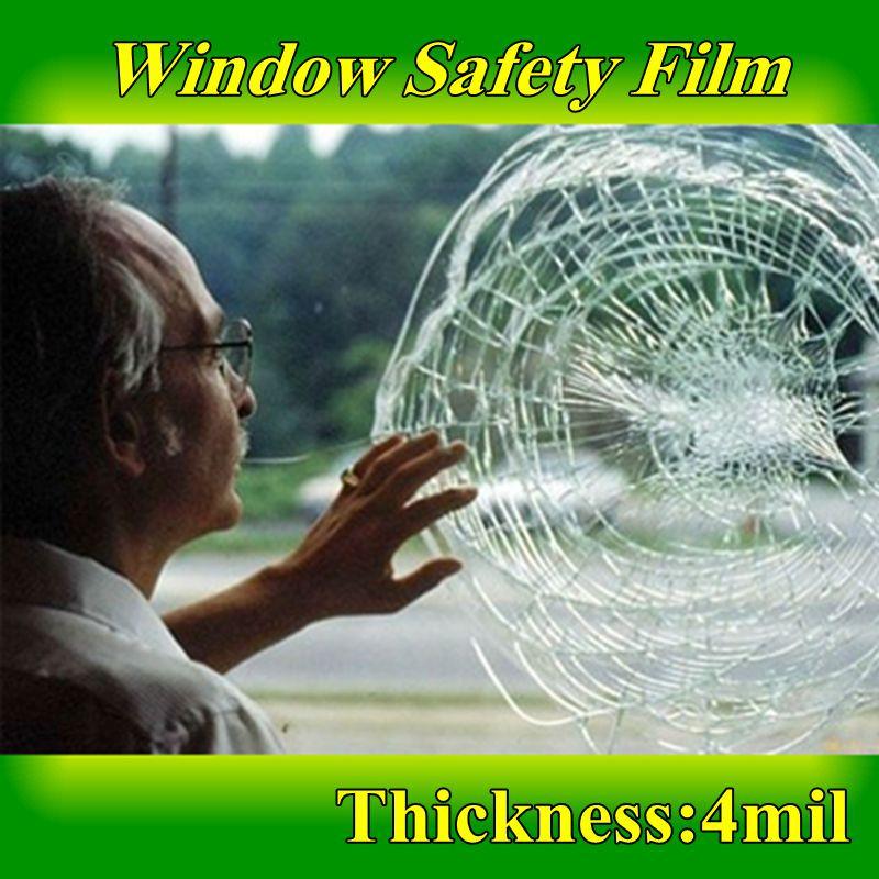 حماية كاملة من اخطار الزجاج