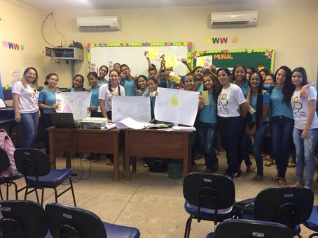 GT Juventudes promove ação pelo 18 de Maio