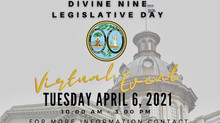 Register now for the 4th Annual South Carolina Divine Nine Legislative Day
