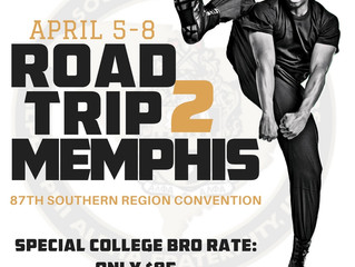 SCAlpha sponsors Bus Trip to Regional Convention
