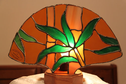 Lampada a ventaglio Bamboo