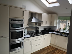 Before kitchen image