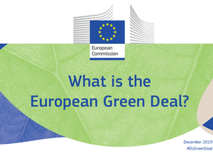 The EU plans to invest €7.5 billion in companies and organisations in its new European Green Deal.