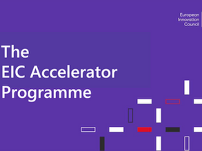 The New 2021 EIC Accelerator Program