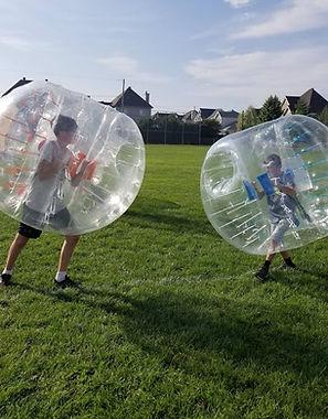 Edem Bubble Soccer, enfant