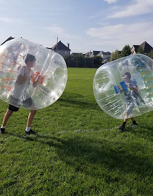 Edem Bubble Soccer, enfant
