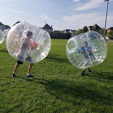 Edem Bubble Soccer Montreal