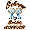 Edem bubble soccer, logo