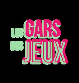 Les Gars des Jeux, logo