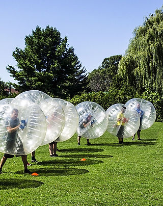 Édem Bubble Soccer, bachelor