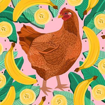 Chicken & Bananas