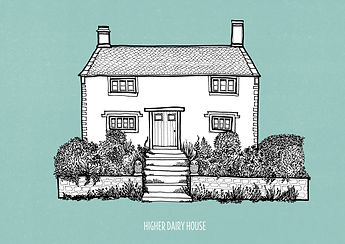 Higher Dairy House (Commission)