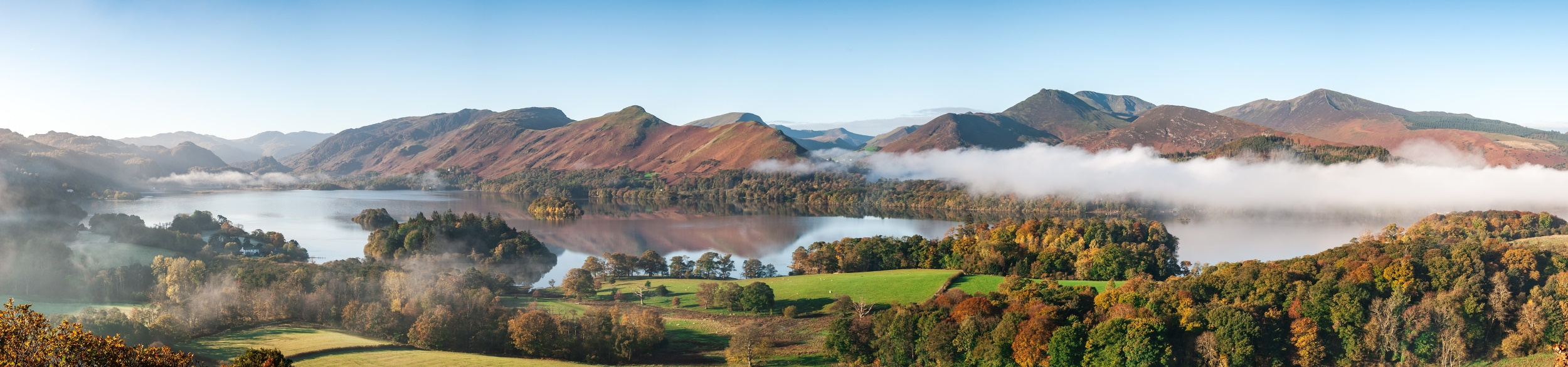 Panorama-lake-district
